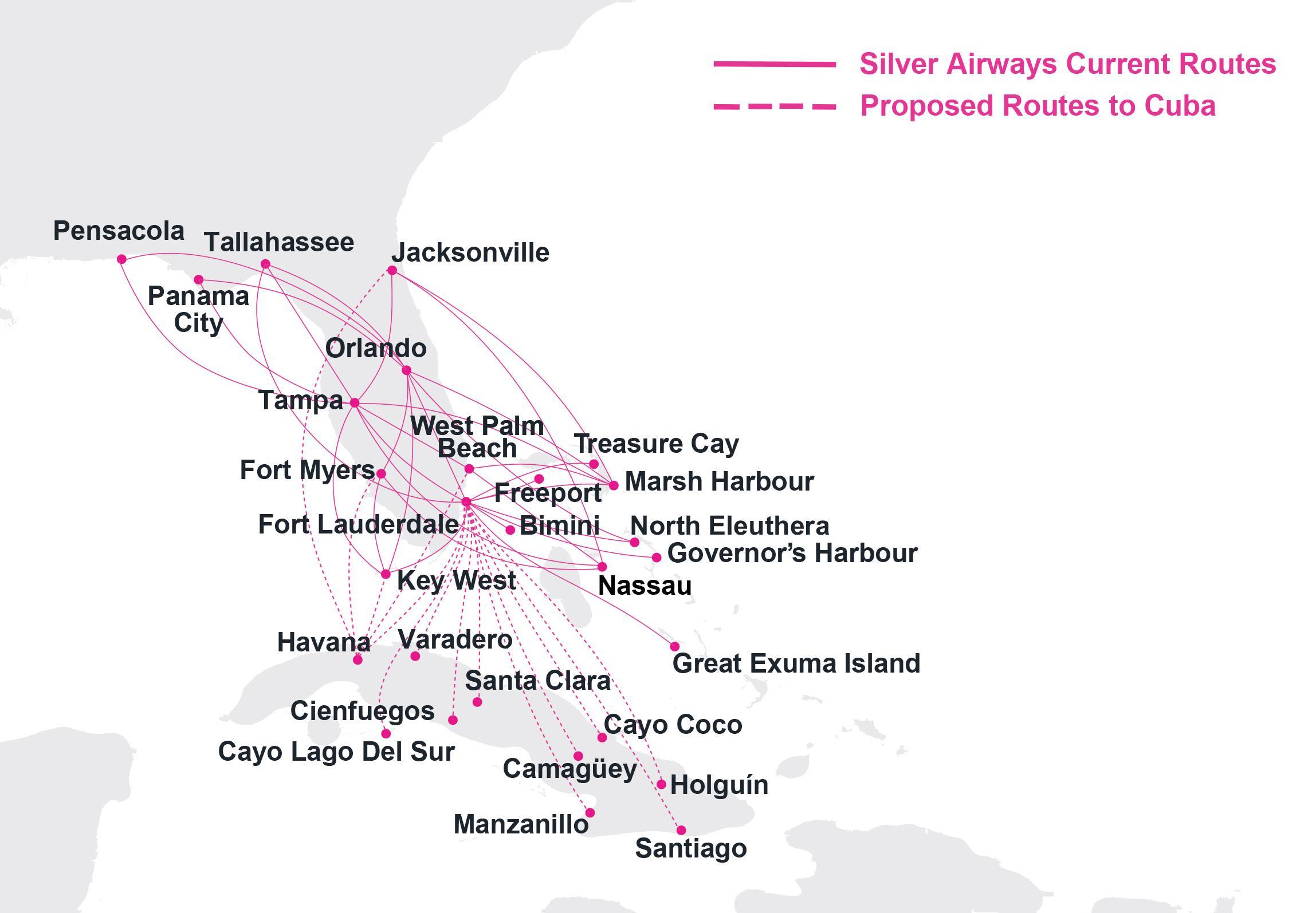 US airlines vie for Cuba flights; Havana top destination