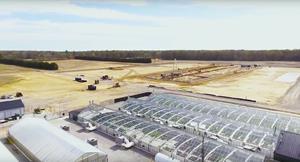 Maricann Group Inc. Langton Ontario Expansion Site
