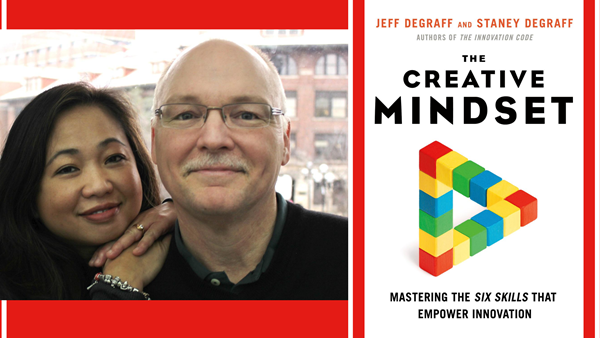 The Creative Mindset: Mastering The Six Skills That Empower innovation by Jeff and Staney DeGraff