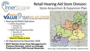 Retail Hearing Aid Store Division