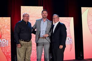 Market Force Award at Leadership Conference 2017