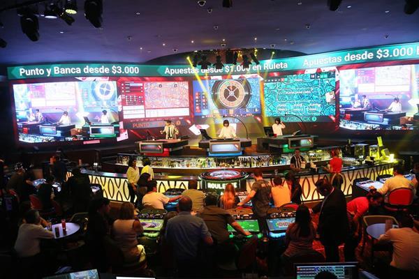 SiSun Gaming Bar, powered by Interblock's PULSE ARENA technology