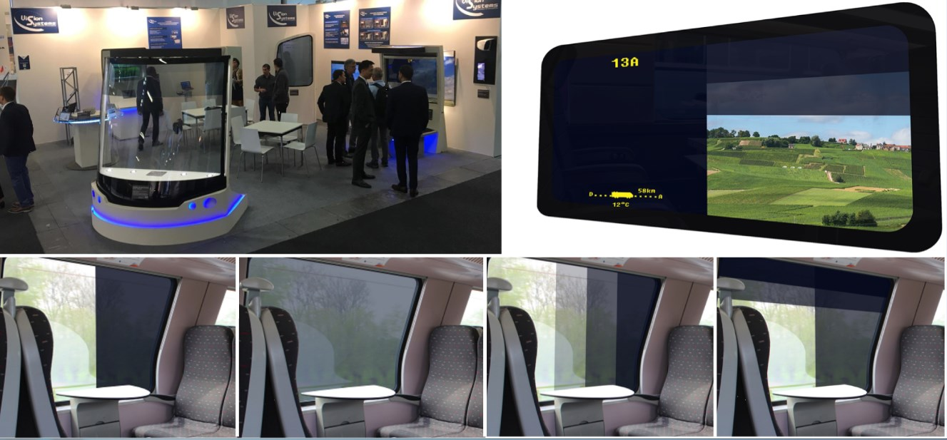 Vision Systems at InnoTrans