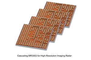 Cascading Radar Image