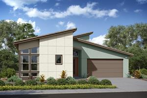 Home rendering from the Elan Collection at Altis