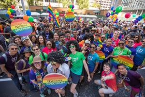 Dolby Laboratories Celebrates Pride Around the World