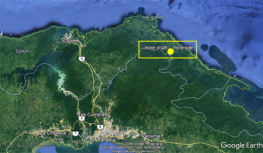 AIS-Resources-Panama-Manganese-Map