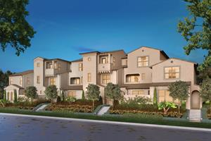 Carissa by California Pacific Homes in Irvine
