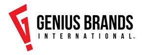 Genius Brands International Licenses Exclusive Rights to