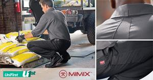 UniFirst Debuts Revolutionary MIMIX™ Line of Workwear in The Uniform Rental Catalog® for 2018