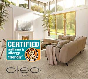 Allergy Standards Ltd Announce That CLEO HOME Flooring By Congoleum - Congoleum flooring retailers