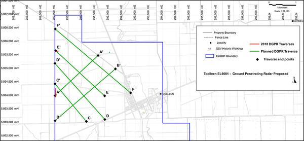 Fig 2-AIS Resources Preliminary Radar Geophysics