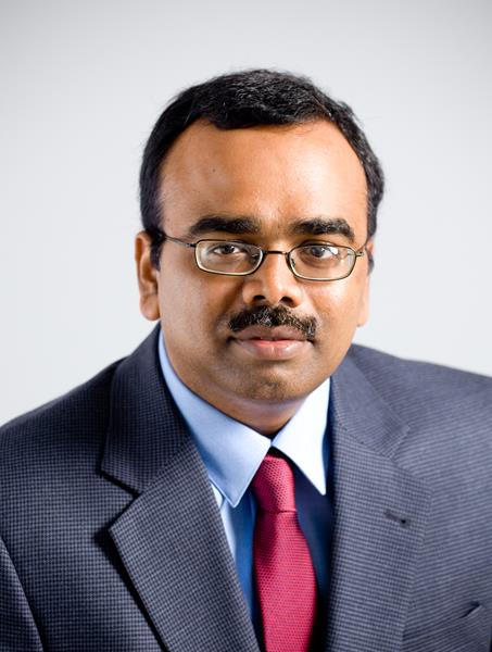 Navin Balakrishnaraja, Practice Director for Healthcare IT Services, All Covered, IT Services Division of Konica Minolta