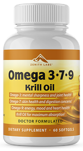Omega 3-7-9 + Krill Reviews