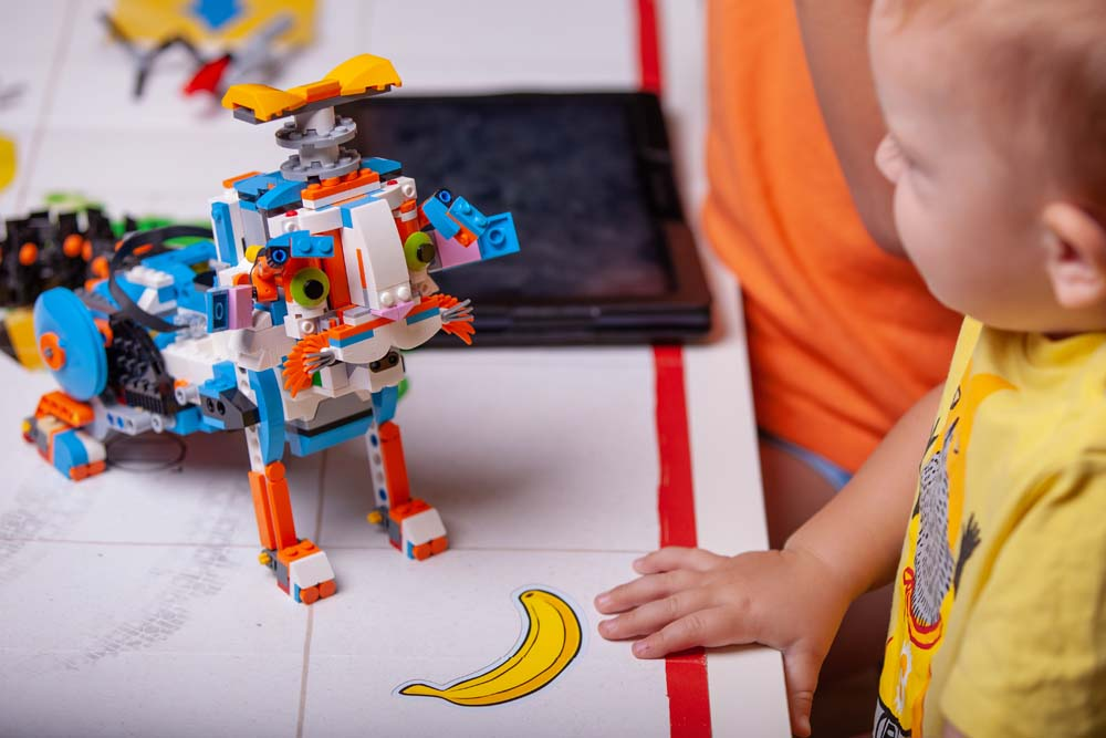 New Course From Childcare Education Institute On Robotics In Early