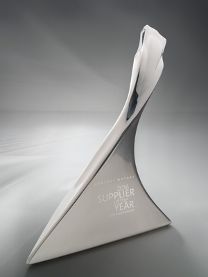 GM Supplier of the Year - 2016