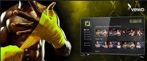 Karate Combat Partners with The World's Largest Smart TV Solutions