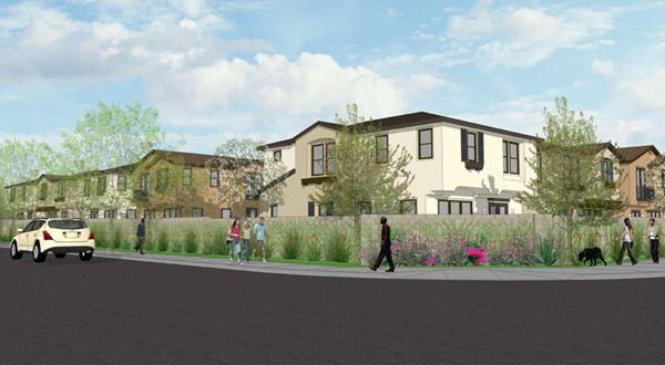 Storm Properties' Vista Pointe artist's rendering 1