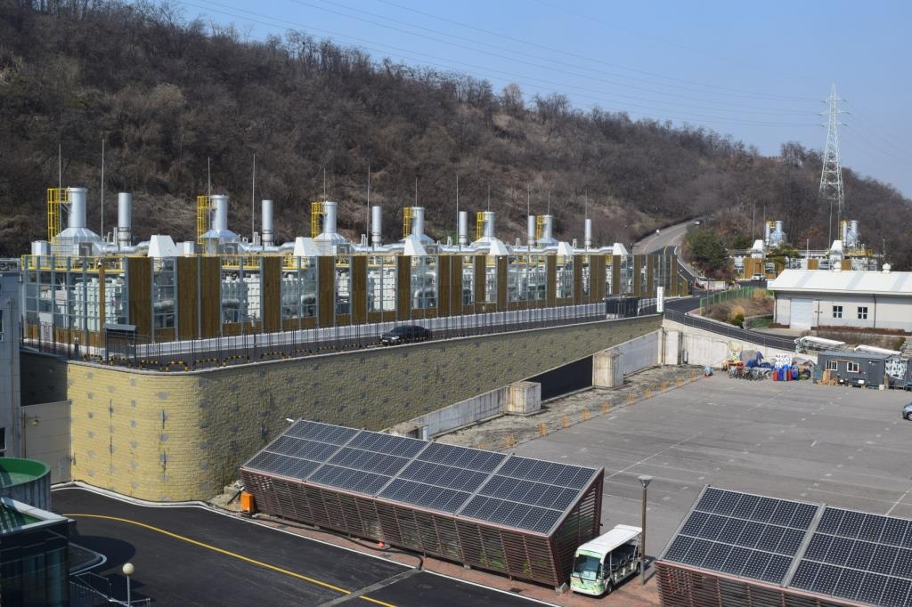 20 MW Fuel Cell Park