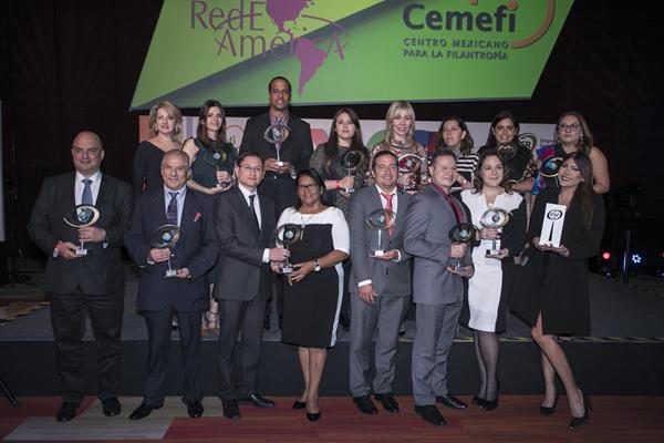 Latin American companies awarded with the CEMEFI award
