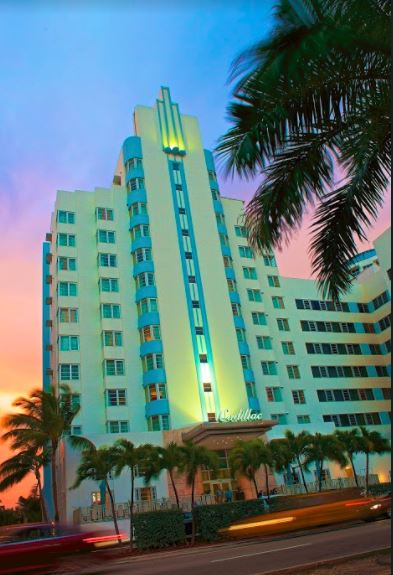 Cadillac Hotel Beach Club In Miami Beach To Open Spring 2018