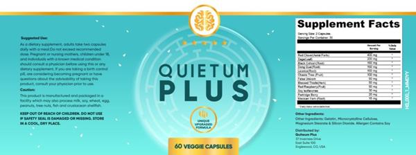 Quietum Plus Reviews: