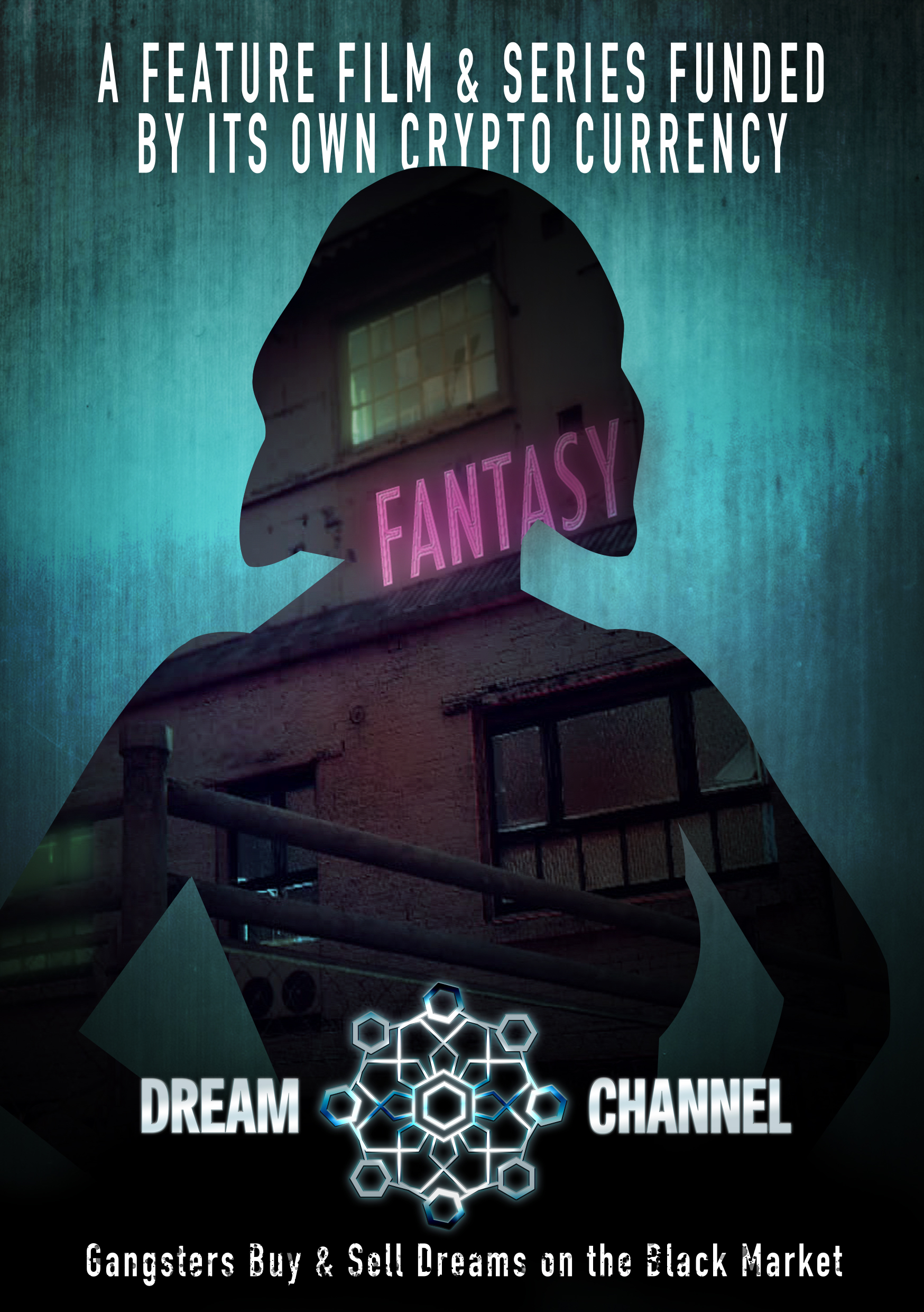 Dream Channel Poster Flat