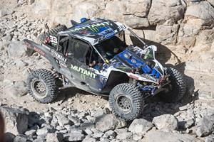 CJ Greaves Top Finishing YXZ1000R