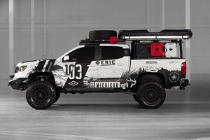 Gentex To Debut Custom Michigan Themed Chevy Colorado At