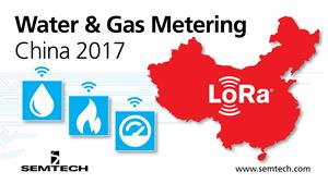 Semtech and Water & Gas Metering