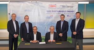 Grupo Bimbo and Invenergy wind energy agreement.