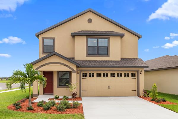 The Fisher by LGI Homes will be available at the North Port Grand Opening on Dec. 7, 2019.