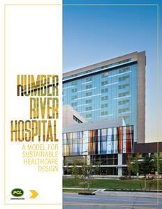PCL Wins Excellence in Green Building Award for Humber River