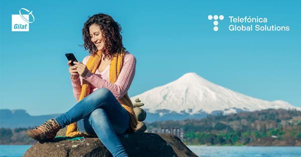 Gilat-Chile+Telefonica-2021 v2