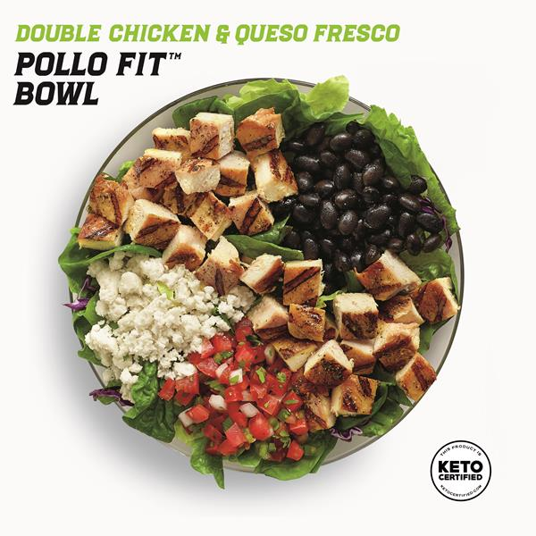 EPL Pollo Fit Bowl Double Chicken & Queso Fresco-1