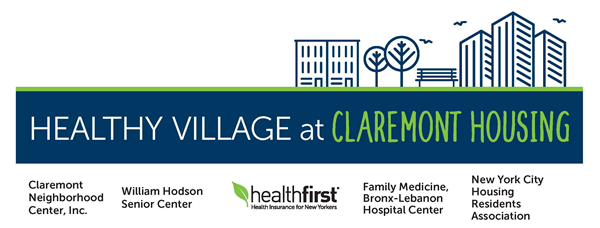 Claremont Healthy Village Initiative Logo