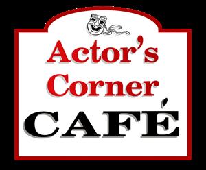 Actor's Corner Cafe' logo