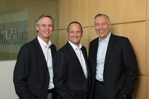 Applied Materials: Bob Halliday, Dan Durn and Gary Dickerson