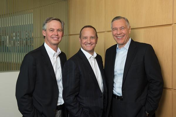 Applied Materials-Bob Halliday, Dan Durn, Gary Dickerson