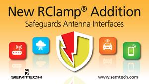 Semtech and RClamp3321P