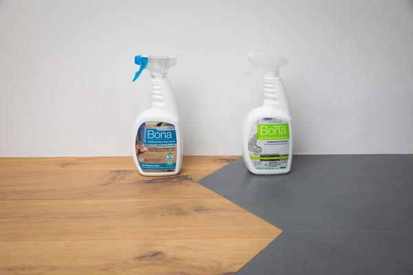 More than 68% of U.S. adults wish they could better streamline their cleaning routine.* Bona PowerPlus Hardwood Floor Cleaner and Bona PowerPlus Antibacterial Hard-Surface Floor Cleaner are the perfect spring cleaning duo makes cleaning floors a breeze.   *According to a recent Harris Poll Survey (February 2021).