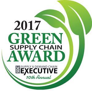 Green Award logo