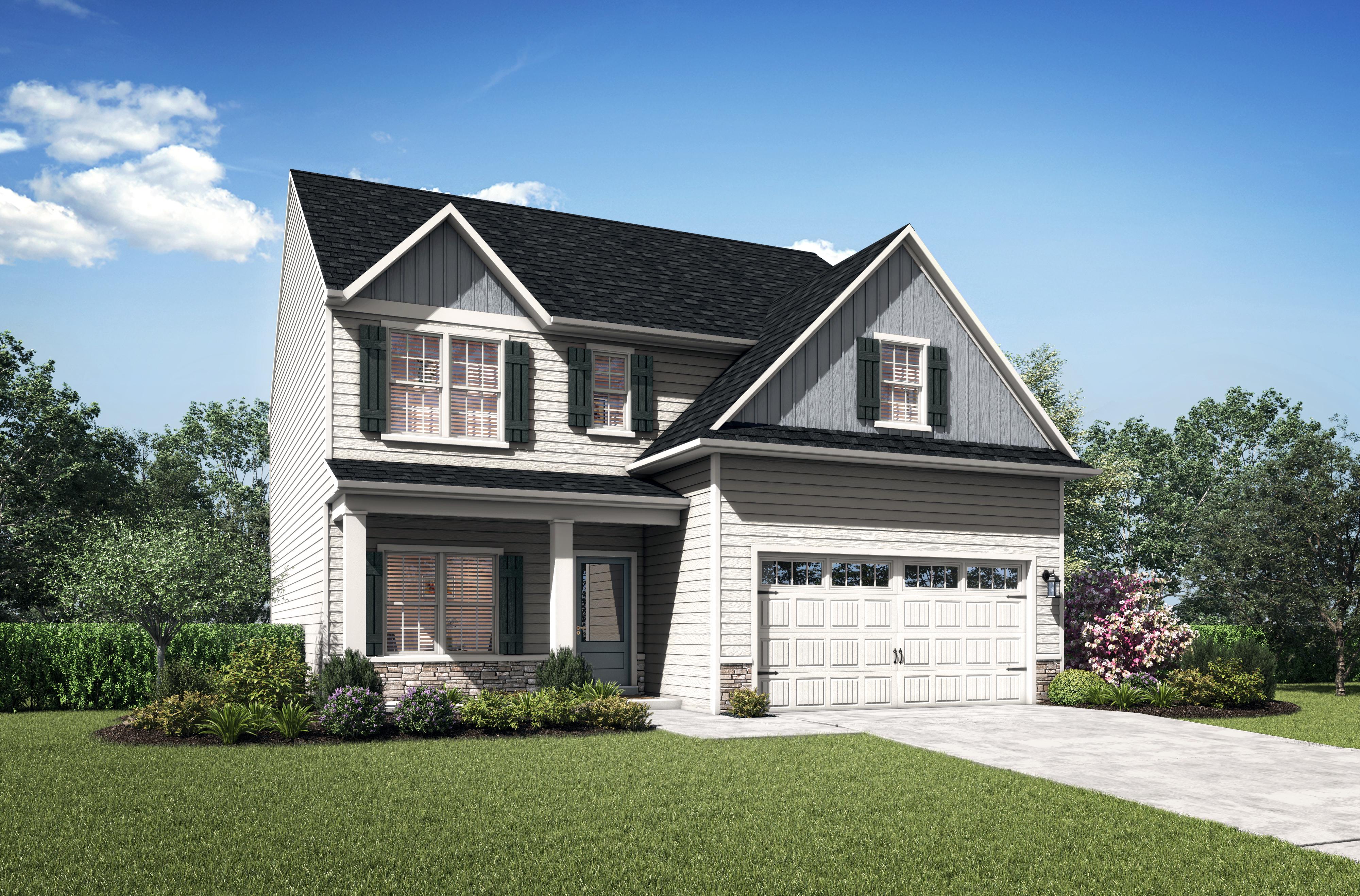 The Hartford by LGI Homes at Legacy