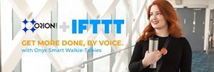 Orion Labs & IFTTT
