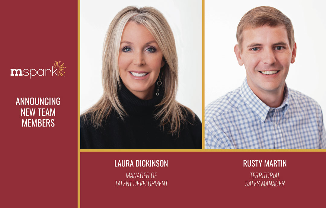 Mspark Welcomes Laura Dickinson & Rusty Martin