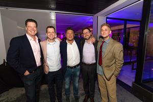 On Thursday, March 1, 2018, Dolby Laboratories celebrated the 90th Academy Award nominees in the Best Cinematography, Sound Editing, and Sound Mixing categories with a private event at The London Hotel in West Hollywood.