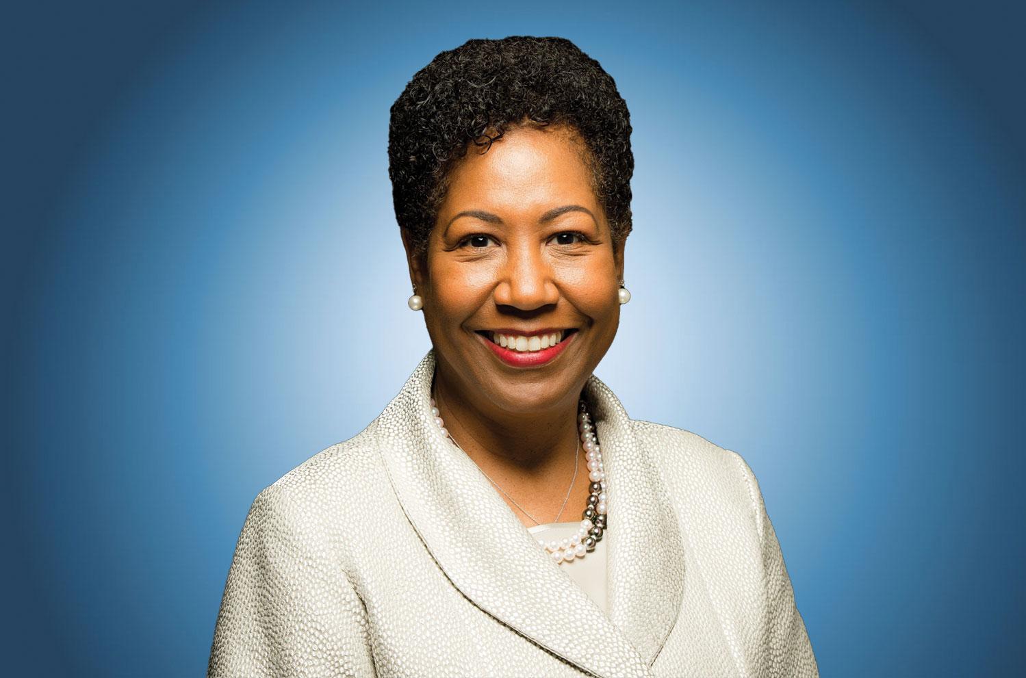 Adriane M. Brown