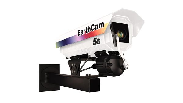 EarthCam's new StreamCam 5G, the world's first 5G multi-network camera system