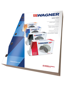 New 2017 Wagner® Brake Catalog Now Available