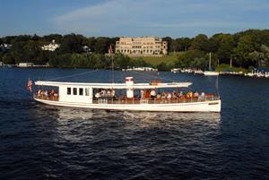 Lake Geneva Cruise Line - Polaris Stone Manor